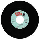SALE ITEM - Everton Dacres - Jah Jah People / Stereophonics - Jah People Time (Afrik/Onlyroots) 7""